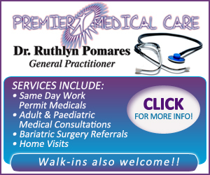 Premier Medical Care (Dr. Ruthlyn Pomares), Clinics-Medical